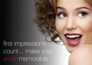 look younger with straighter whiter teeth