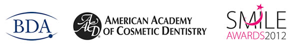 BDA, American Academy of Cosmetic Dentistry, Smile Awards